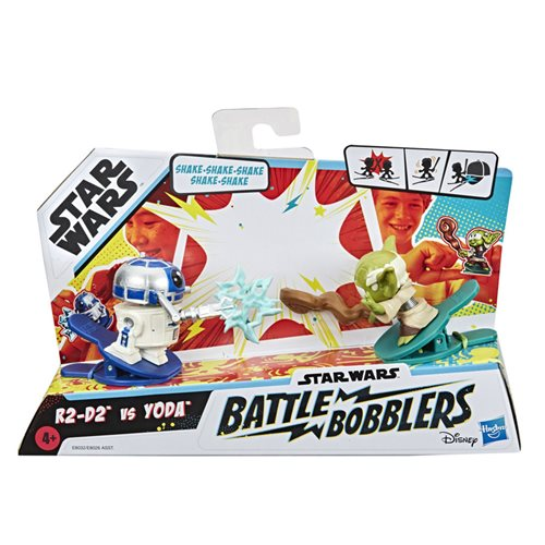 Star Wars Battle Bobblers Showdowns 2-Packs Wave 2 Set