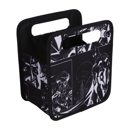 Batman Comic Storage Tote Bag