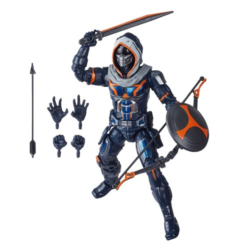 Black Widow Marvel Legends 6-Inch Taskmaster Action Figure