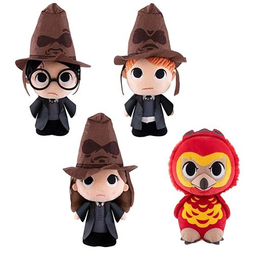 Harry Potter 2019 Plush Display Case