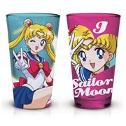 Sailor Moon Usagi Pint Glass 2-Pack