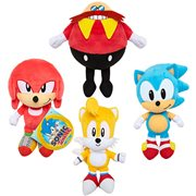Sonic the Hedgehog 7-Inch Basic Plush Wave 1 Case