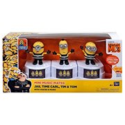 Despicable Me 3 Jail Time Minions 3-Pack, Not Mint
