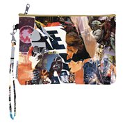 Star Wars Vintage Poster Mighty Wallet Wristlet Purse
