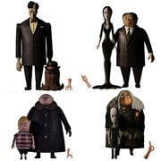 The Addams Family 5 Points Action Figure 2-Pack Set