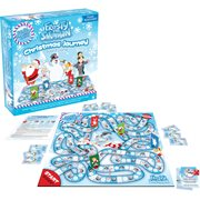Frosty the Snowman Christmas Journey Board Game