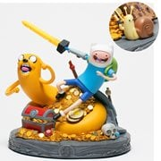 Adventure Time Jake and Finn Statue