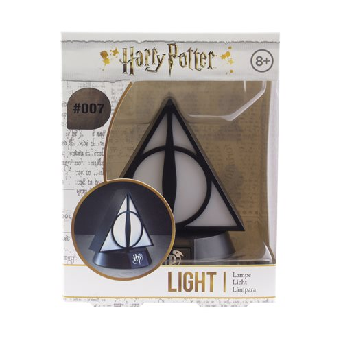 Harry Potter Deathly Hallows Icon Light