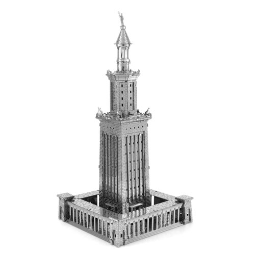 Light House of Alexandria Metal Earth Iconx Model Kit