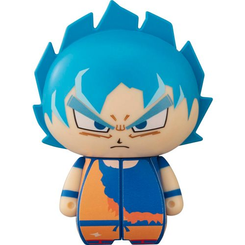 Dragon Ball Super Super Saiyan Blue Son Goku Charaction Rubik's Cube