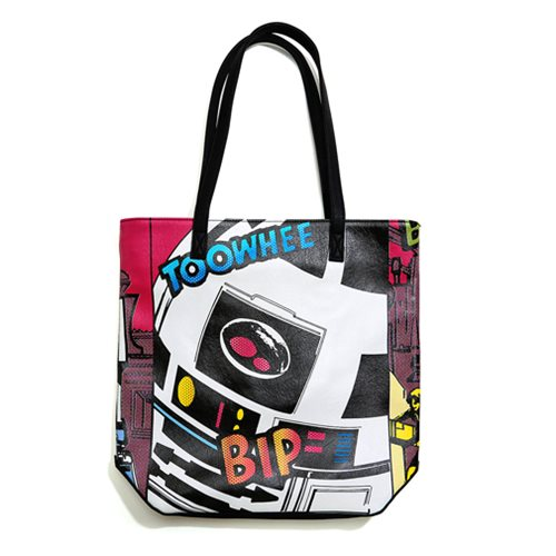 Star Wars R2-D2 Comic Tote Bag