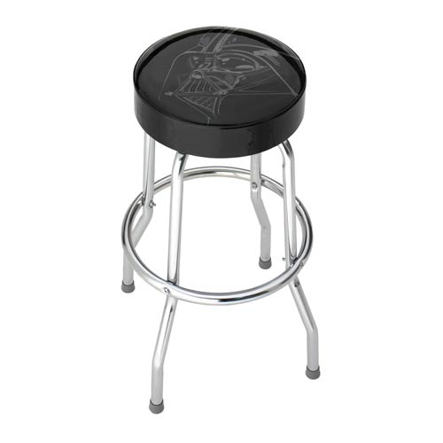 Star Wars Darth Vader Garage Stool