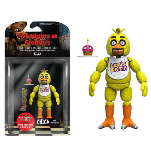 Five Nights at Freddy's Chica 5-Inch Action Figure