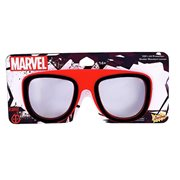 Deadpool Small Mirror Lens Sun-Staches