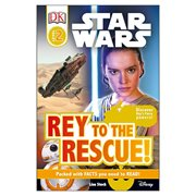 Star Wars Rey to the Rescue DK Readers 2 Paperback Book