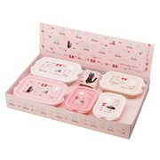 Kiki's Delivery Service Kiki Rose 6-Piece Lunch Gift Set
