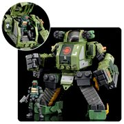 Acid Rain B2Five K6 Jungle Stronghold STK2K Action Figure Set