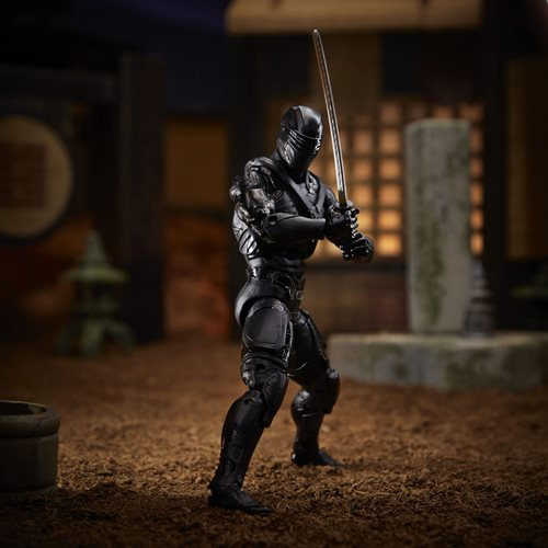 G.I. Joe Classified Series 6-Inch Snake Eyes: G.I. Joe Origins Snake Eyes Action Figure