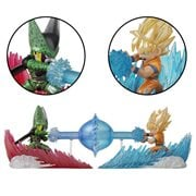 Dragon Ball Final Blast Super Saiyan Goku and Cell Final Form Mini-Figure 2-Pack - Event Exclusive