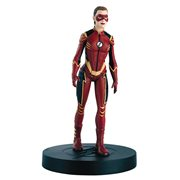 Flash TV Series Jesse Quick Figure with Collector Magazine #5