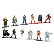 DC Comics Nano Metalfigs Die-Cast Metal Mini-Figures Wave 2 Case