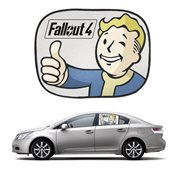 Fallout 4  Vault Boy Car Sunshades