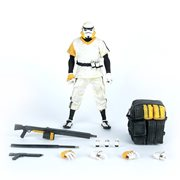 APTK Lonely Trooper TK Sergeant White Version 1:12 Scale Action Figure