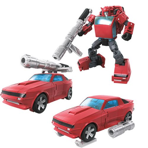 Transformers Generations War for Cybertron Earthrise Deluxe Cliffjumper