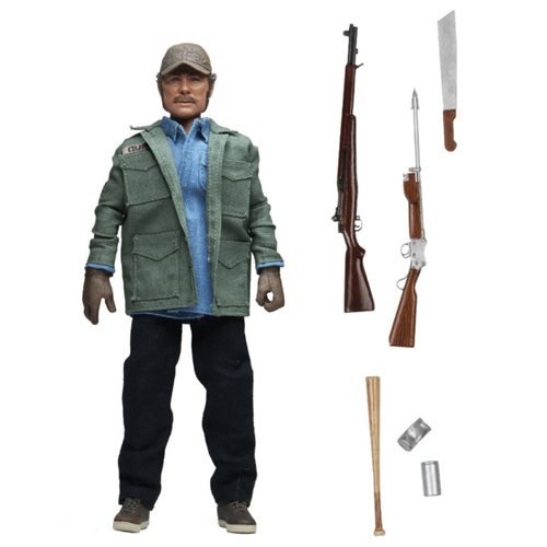Jaws Sam Quint 8-Inch Scale Clothed Action Figure