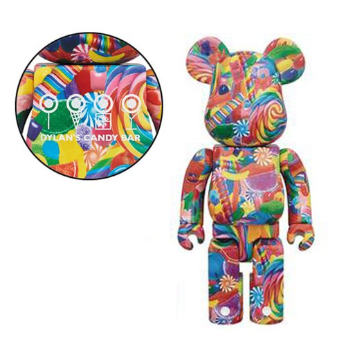 Dylan's Candy Bar 1,000% Bearbrick Figure