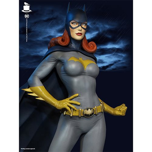DC Super Powers Batgirl Maquette Statue