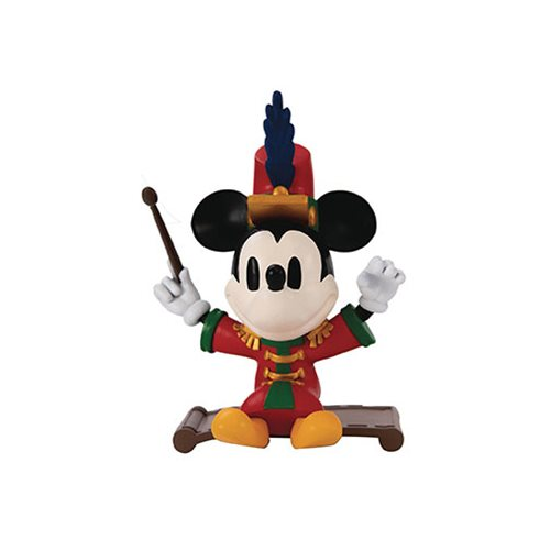 Mickey Mouse 90th Anniversary Conductor Mickey MEA-008 Figure - Previews Exclusive