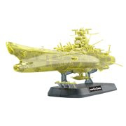 Star Blazers Space Battleship Yamato 2202 Final Battle Version High Dimension Clear 1:1000 Scale Model Kit