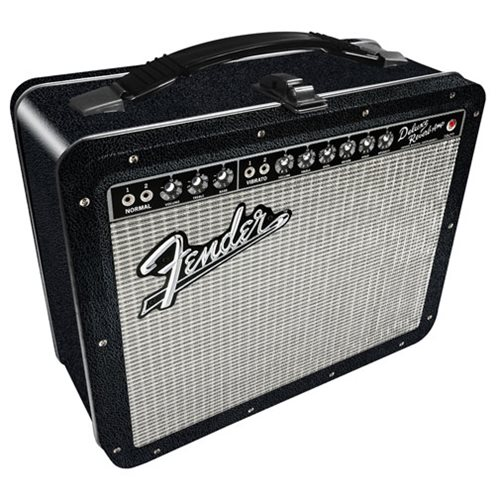 Fender Amp Gen 2 Fun Box Tin Tote