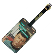 Star Trek Dr. McCoy Graphic Luggage Tag