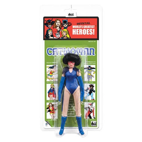 DC Comics Kresge Style Series 1 Catwoman 8-Inch Retro Action Figure