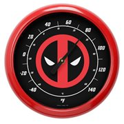 Deadpool Logo 10-Inch Thermometer