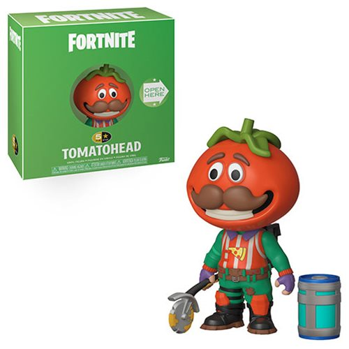 Fortnite Tomatohead 5 Star Vinyl Figure