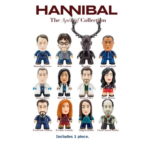 Hannibal TV The Aperitif Collection Random Mini-Figure