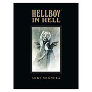 Hellboy in Hell Library Edition Hardcover Book