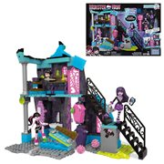 Mega Bloks Monster High School Fang Out Playset