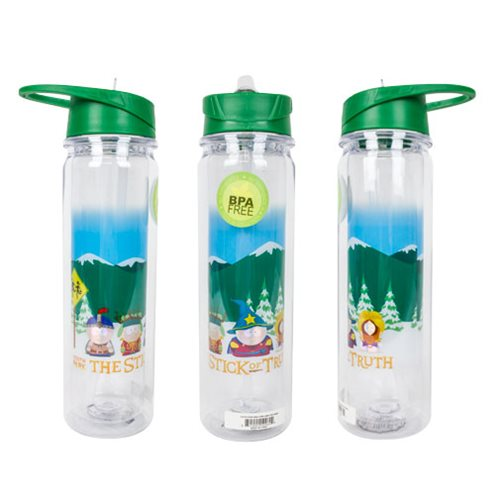 South Park The Stick of Truth Plastic Group Water Bottle