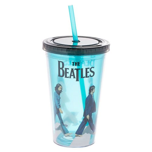 The Beatles Abbey Road 18 oz. Acrylic Travel Cup