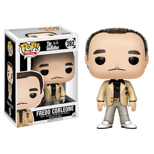 Godfather Fredo Corleone Pop! Vinyl Figure