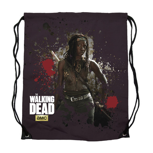 The Walking Dead Michonne Cinch Bag