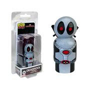 Deadpool X-Force Costume Pin Mate Wooden Figure