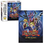 Yu-Gi-Oh! Collector's Edition 550-Piece Puzzle