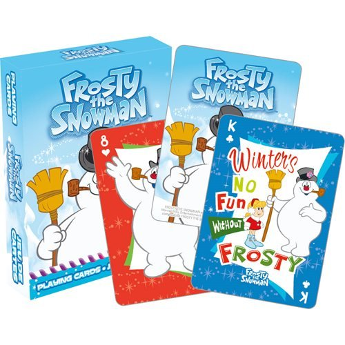Frosty The Snowman 2 Playing Cards
