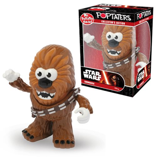 Star Wars Chewbacca Poptaters Mr. Potato Head