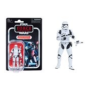 Star Wars The Vintage Collection First Order Stormtrooper 3 3/4-Inch Action Figure